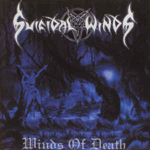 Suicidal Winds - Winds of Death - CD (re-release with 14 Bonustracks)
