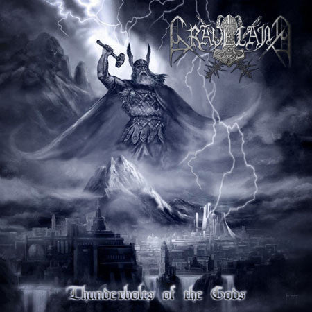 Graveland - Thunderbolt of the Gods - CD