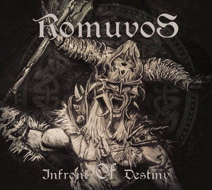 Romuvos - Infront of destiny - Digi CD