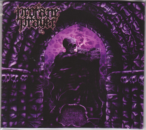 Profane Prayer - Tales of Vagrancy and Blasphemy - Digi CD (limited to 50 hand numbered copies)