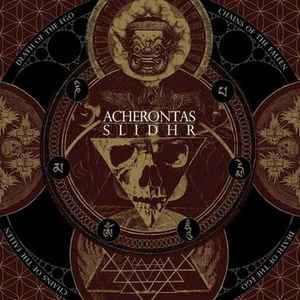 Acherontas / Slidhr - Death Of The Ego / Chains Of The Fallen - Split CD