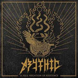Abythic - A Full Negation Of Existence - Mini LP