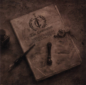 The Committee - Memorandum Occultus - CD + Patch