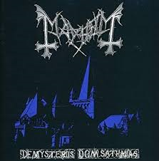 Mayhem - De mysteriis dom sathanas - Gatefold LP (purple!)
