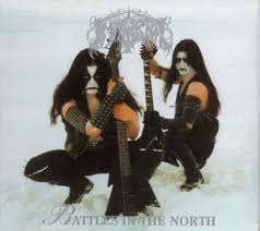 Immortal - Battles in the North - CD