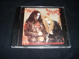 Morbid / Mayhem ‎- A Tribute To The Black Emperors - CD
