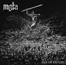Mgla  - Age of excuse - CD