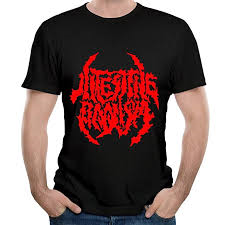 Intestine Baalism - Red logo - Girlie