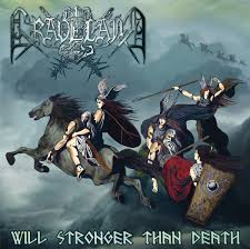 Graveland - Will Stronger Than Death - CD