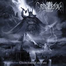 Graveland - Thunderbolt of the Gods - Gatefold LP (black vinyl)