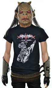Sarcofago - The last Slughter - T-Shirt
