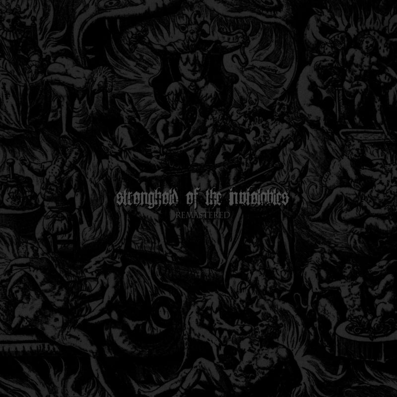 Secrets Of The Moon - Stronghold Of The Inviolables - Gatefold LP (black)