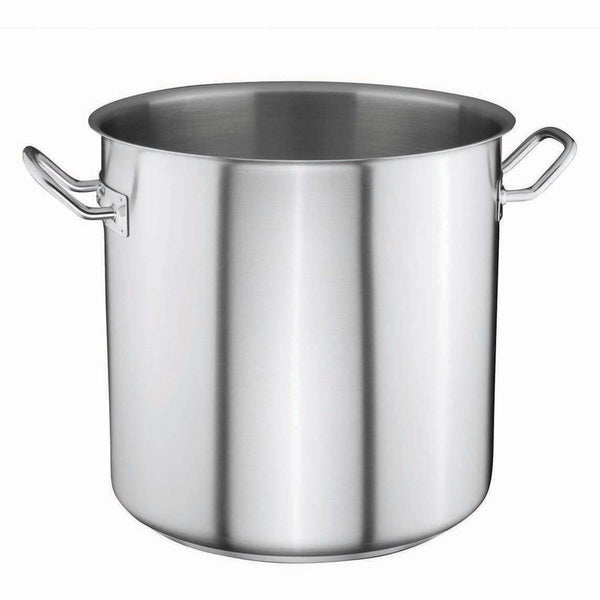 Stainless Steel Stock Pot 14,5Ltr Ø28cm x 24cm - Uk Catering Equipments
