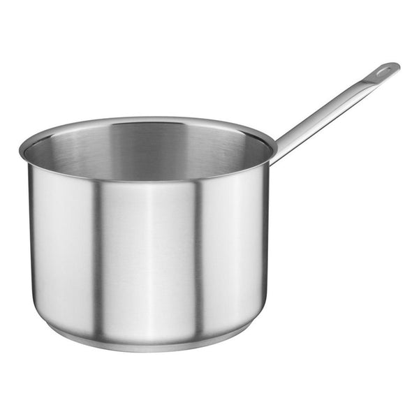 Stainless Steel Deep Sauce Pan 10Ltr Ø28cm x 17cm - Uk Catering Equipments