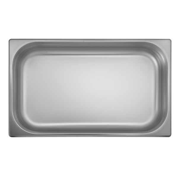 1/1 Stainless Steel Heavy Duty Gastronorm Container - Uk Catering Equipments