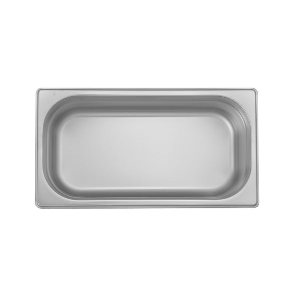 1/3 Stainless Steel Heavy Duty Gastronorm Container
