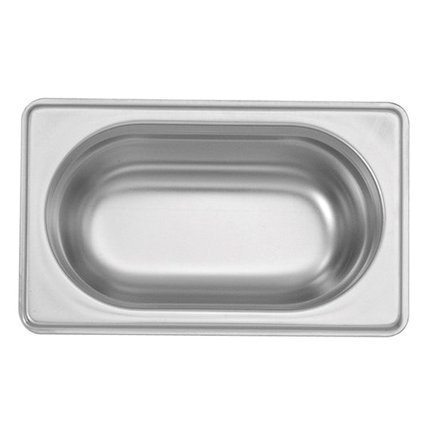 1/9 Stainless Steel Heavy Duty Gastronorm Container - Uk Catering Equipments