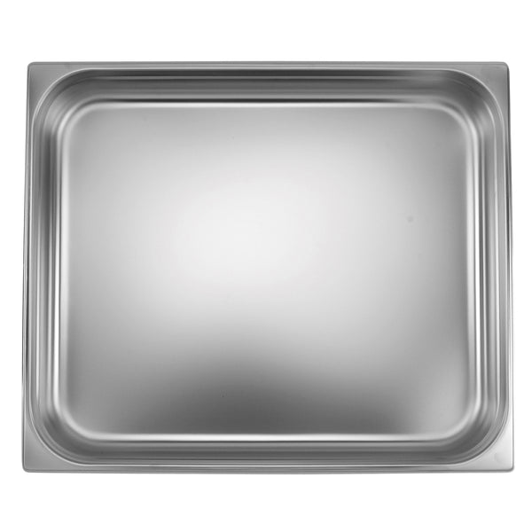 2/1 Stainless Steel Heavy Duty Gastronorm Container - Uk Catering Equipments