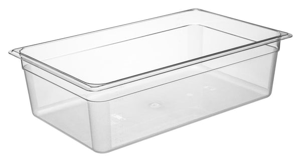 1/1 Polycarbonate Gastronorm Container - Uk Catering Equipments