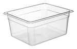 1/2 Polycarbonate Gastronorm Container