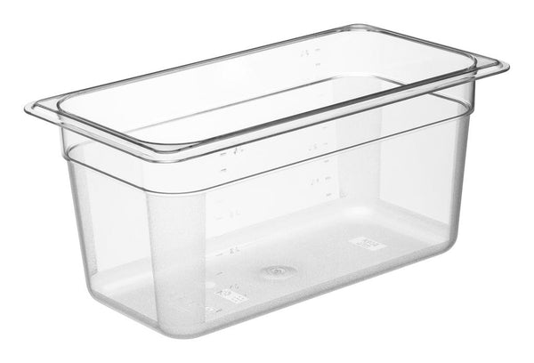 1/3 Polycarbonate Gastronorm Container - Uk Catering Equipments