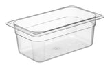 1/4 Polycarbonate Gastronorm Container - Uk Catering Equipments