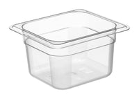 1/6 Polycarbonate Gastronorm Container - Uk Catering Equipments