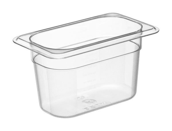 1/9 Polycarbonate Gastronorm Container - Uk Catering Equipments
