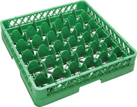Glass Dishwasher Rack 36 Compartments - Uk Catering Equipments
