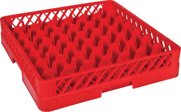 Glass Dishwasher Rack 49 Compartments - Uk Catering Equipments