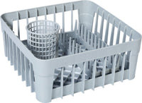 Regular Glass Dishwasher Rack 35cm x 35cm - Uk Catering Equipments