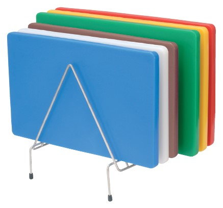 High Density Chopping Board 250mm x 400mm x 20mm - Uk Catering Equipments