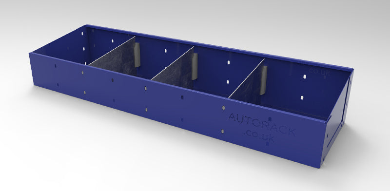 Blue Racking Shelf