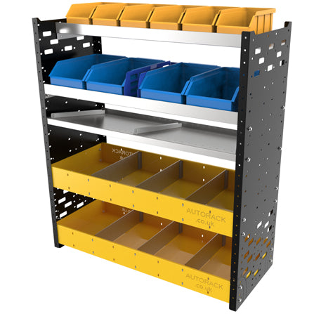 Autorack Extra Heavy Duty Van Racking