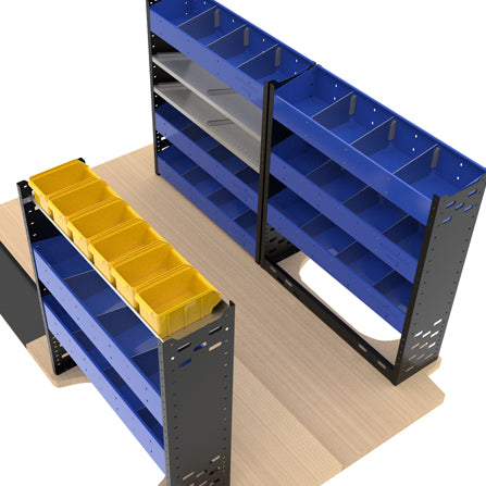 Complete Van Racking Packages
