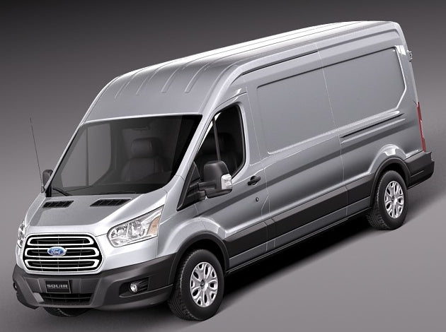 Ford Transit Van Racking Packages