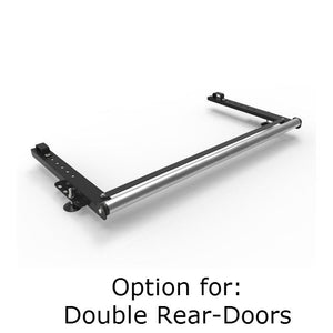 Roller kit for Autorack roof bars. R750-S400 (Vans with Double Rear Doors)