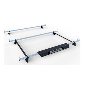 autorack workready roof rack bars 3 bar set