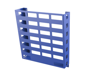 Steel Document Holder - Blue
