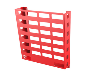 Steel Document Holder - Red