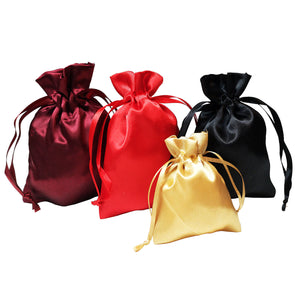 Knitial Satin Bags Set of 50
