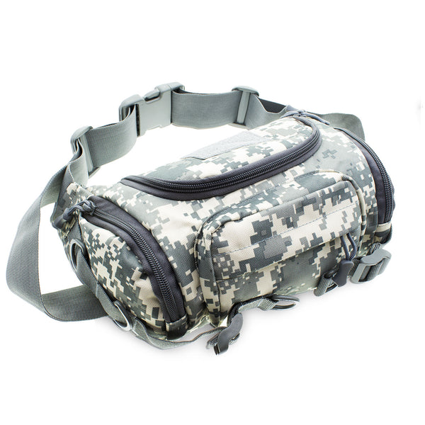 Tac Threads Large Tactical Fanny Pack for Men and Women