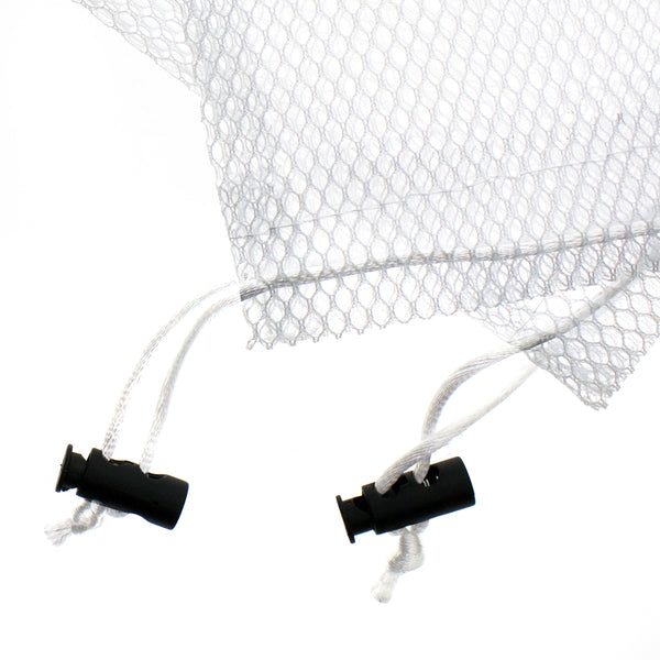 Nylon Mesh Stuff Sacks 2 Pack
