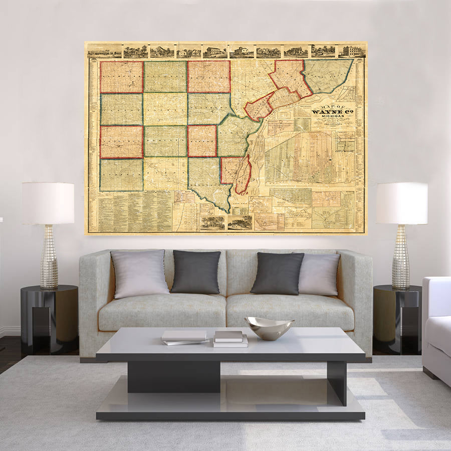 Perfect Detroit Wall Art Pictures - Art & Wall Decor - hecatalog.info