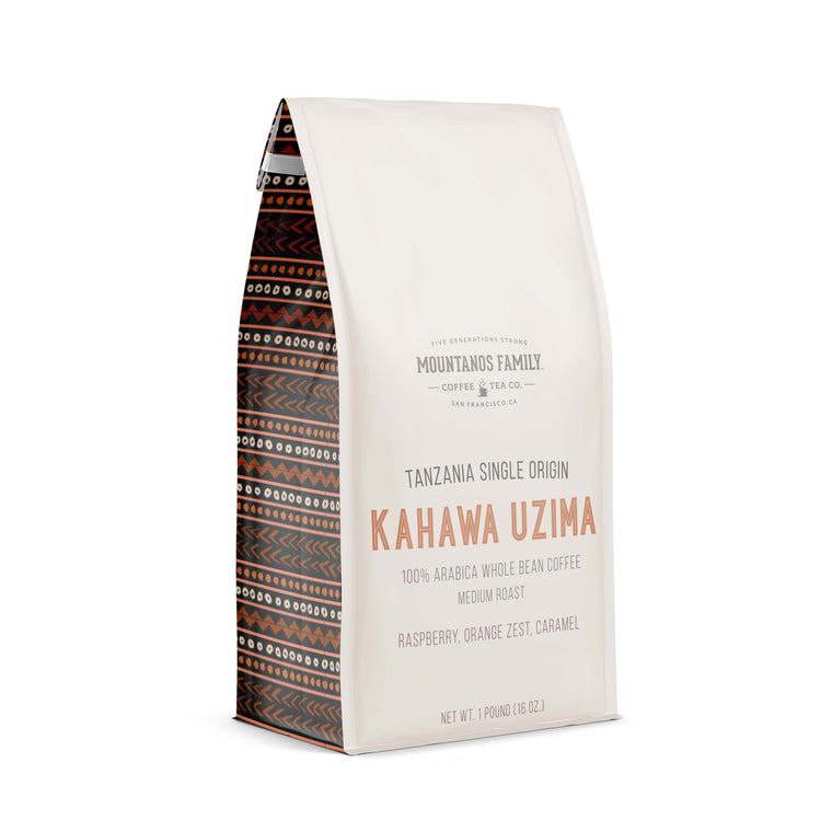 Kahawa Uzima – Tanzania Single Origin