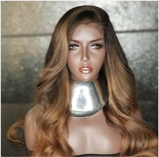 The Perfect Balayage Long Wig Unit