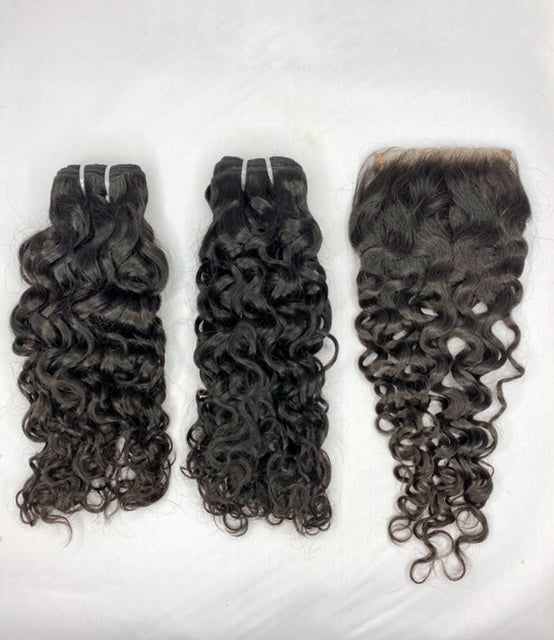 East Asian Curly Closure and Bundle