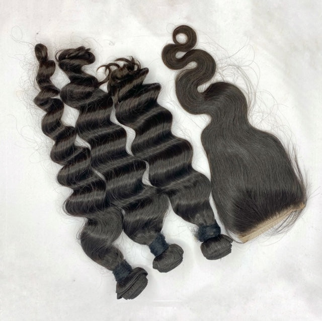 East Asian Wavy Closure and Bundles