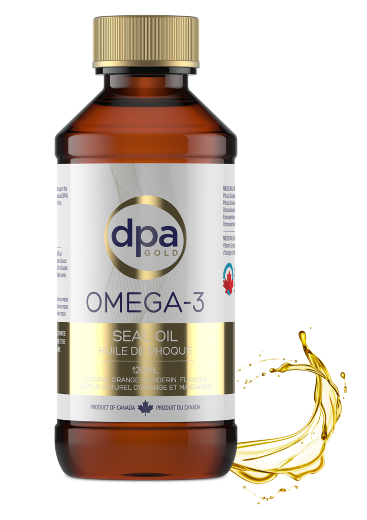 Special - 16 Bottles of DPA Gold Omega-3 Liquid