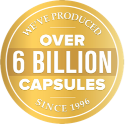 6 billion capsules produced